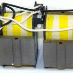 Электромагнит (катушки) для компрессора HIBLOW HP-100 Москва Московская область