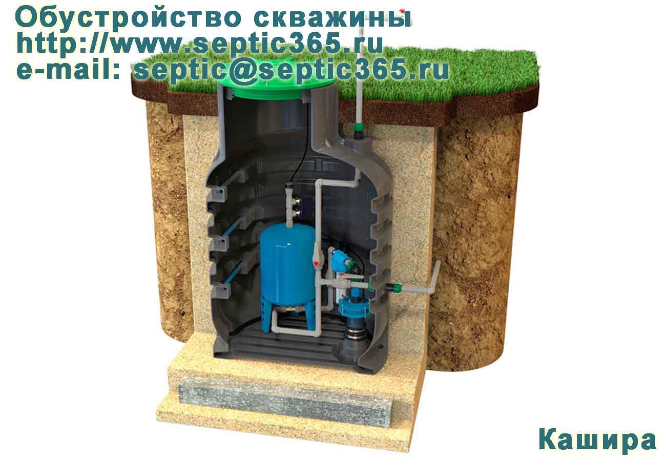 Обустройство скважины Кашира Московская область